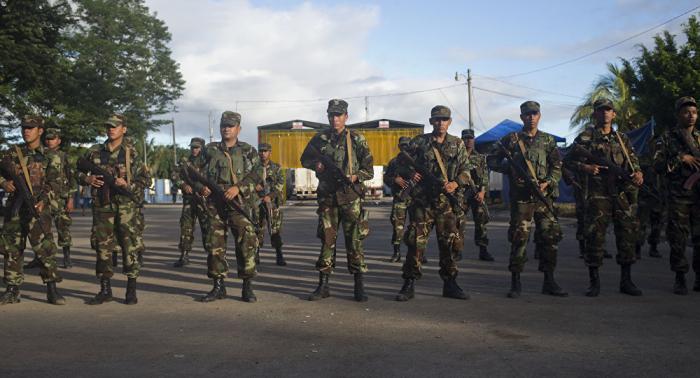 Capturan a cuatro sospechosos del ISIS en Nicaragua