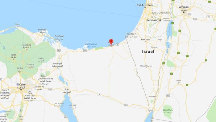 Un atentado yihadista en el Sinaí del Norte deja al menos siete policías egipcios muertos