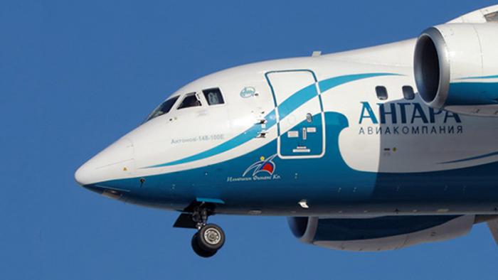 Dos pilotos mueren tras el aterrizaje forzoso de un avión de pasajeros en Rusia