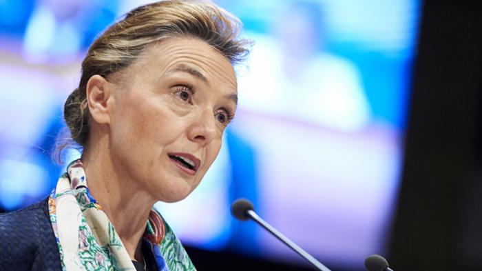 La croata Marija Pejčinović Burić, elegida secretaria general del Consejo de Europa