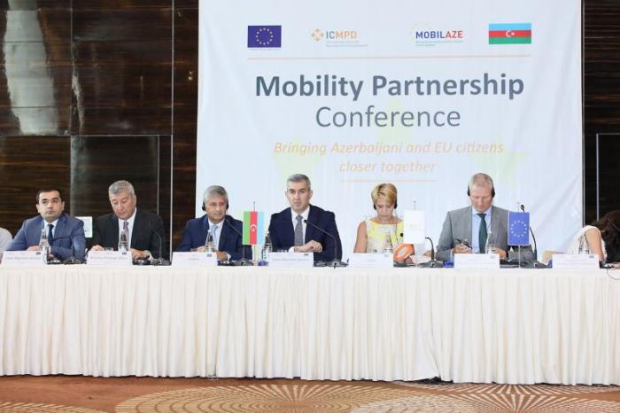 "Baku hosts ""Mobility Partnership Conference"""