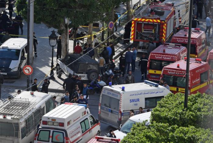 Tunis attack: