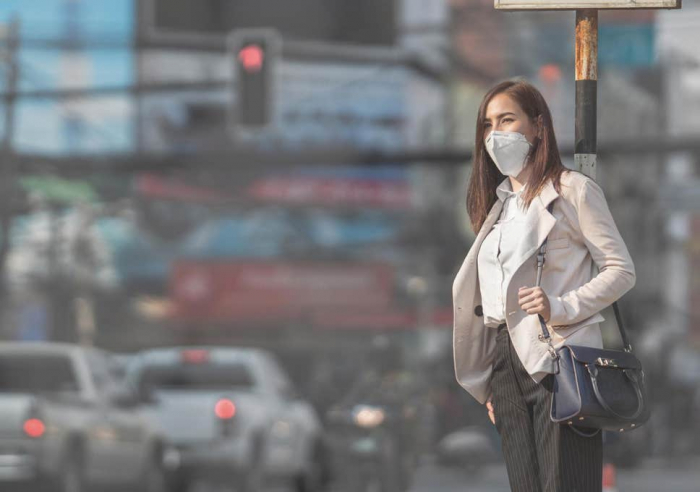 Air pollution from clogged city streets could wipe years off female fertility, study says