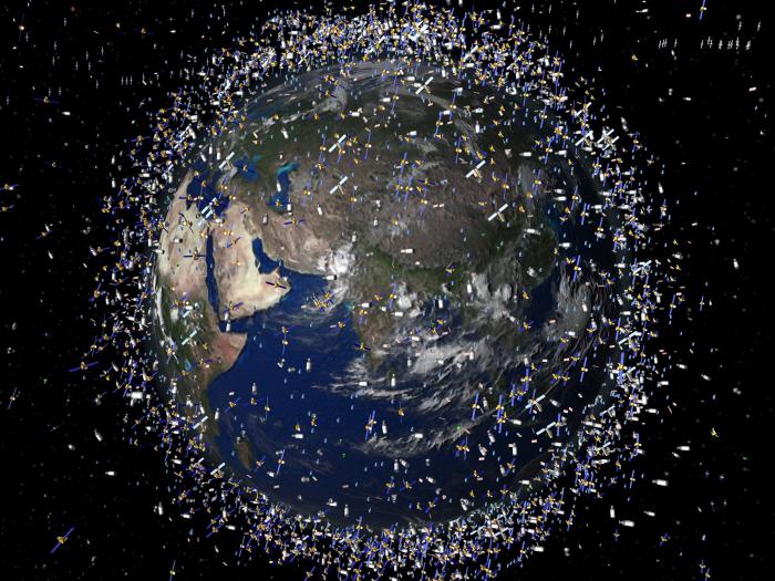 Debris from Indian satellite blown up three months ago still in orbit
