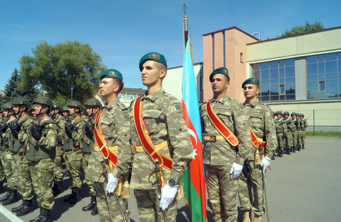 Azerbaijani servicemen to take part in military parade in Belarus
