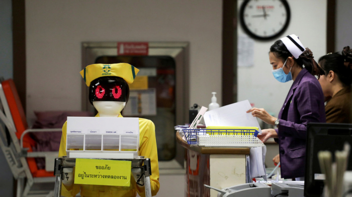 Robotics 'disruption' will harm poorest economies & lower-skilled workers