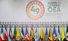 Uruguay se retira de la Asamblea General de la OEA
