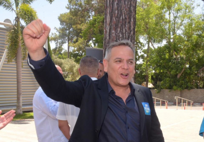 Israel gets its first openly gay party leader