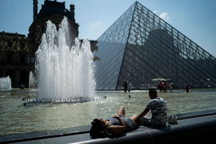 France records hottest temperature in country