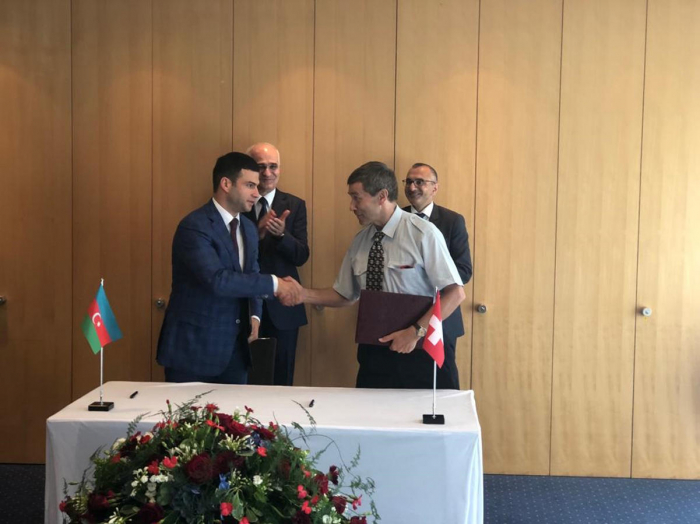 Azerbaijan's SME Development Agency to start co-op with SME Association in Switzerland