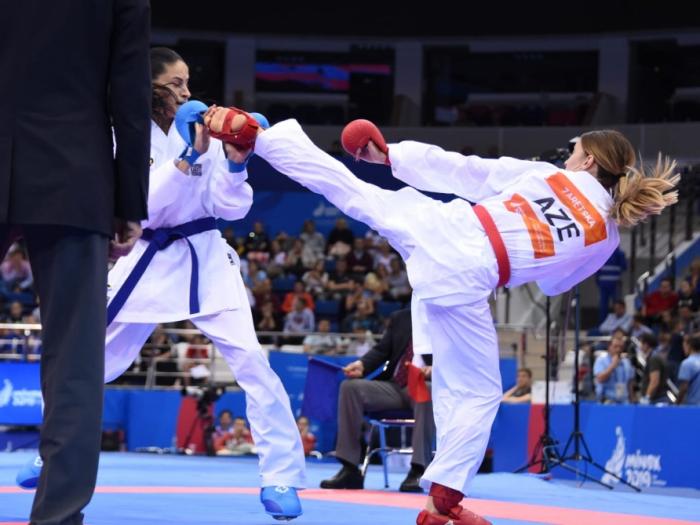 """İki karateçimiz """"Minsk 2019""""un finalında - Yenilənib"""