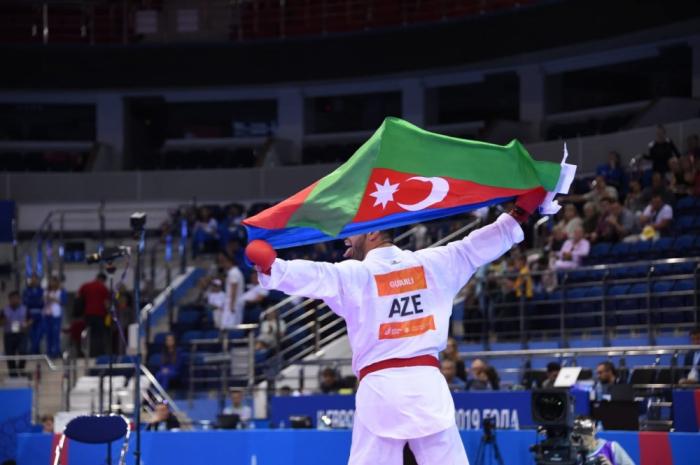 Azərbaycan karateçiləri 3 medal qazandı