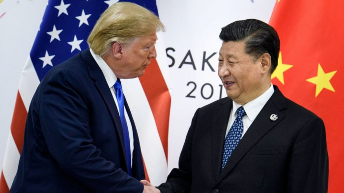 G20 summit: Trump and Xi agree to   restart   US-China trade talks