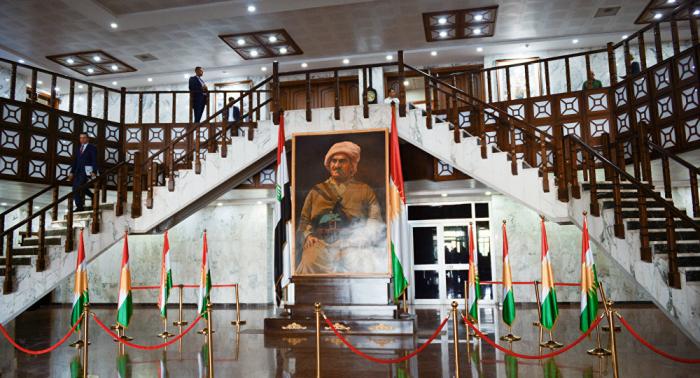 برلمان كردستان العراق ينتخب مسرور بارزاني رئيسا لحكومة الإقليم