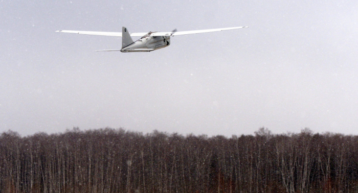 """تعرض في باريس... تعرف على طائرة """"هيرمس 45"""" الإسرائيلية ذات القدرات الفائقة"""