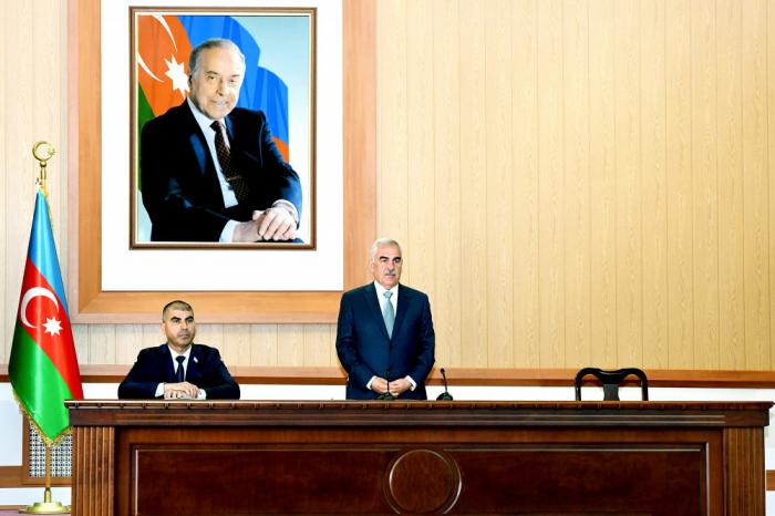"""Vasif Talıbov: """"İslahatlar davam etdirilməlidir"""""""