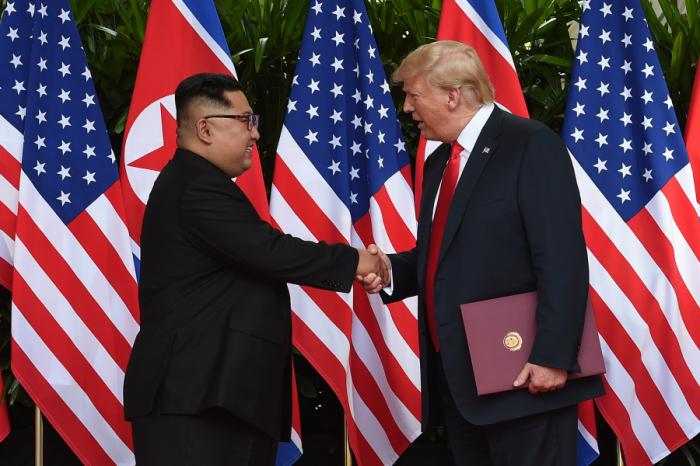 Trump dit avoir reçu une «magnifique» lettre de Kim Jong-un