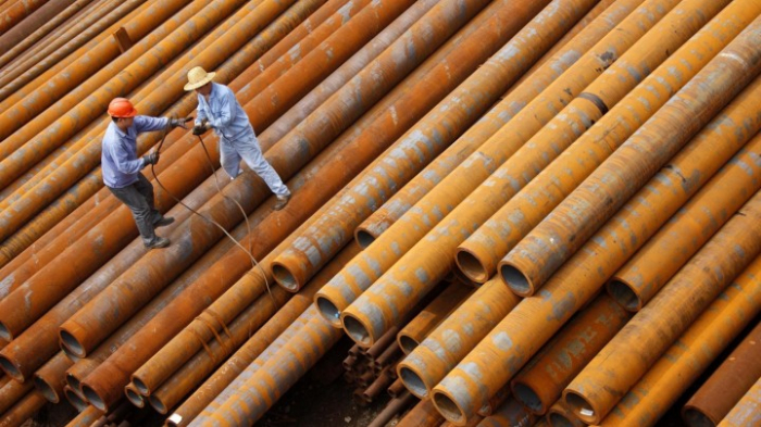 China verzehnfacht Zölle auf Stahlröhren aus EU und USA