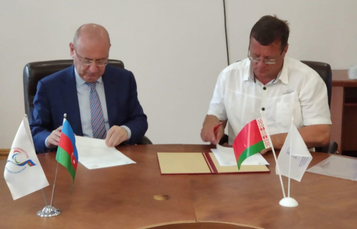 Azerbaijani, Belarus National Paralympic Committees sign MoU