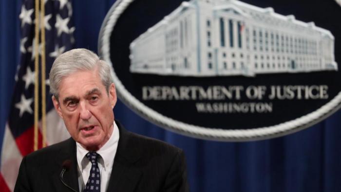 Trump accuse le procureur spécial Mueller d