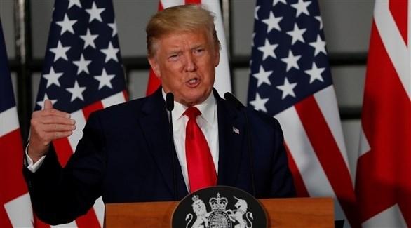 ترامب: البورصة الأمريكية ستنهار إذا لم يتم إعادة انتخابي
