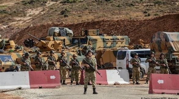 هجوم على موقع تركي في إدلب