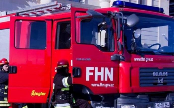 FHN partlayışla bağlı məlumat yaydı