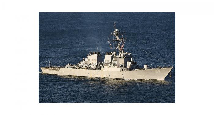 موسكو تشجب إرسال سفينة حربية أمريكية إلى خليج عمان