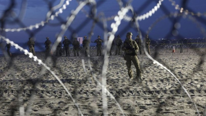 Mexico deploys 15,000 troops to US border to slow migration