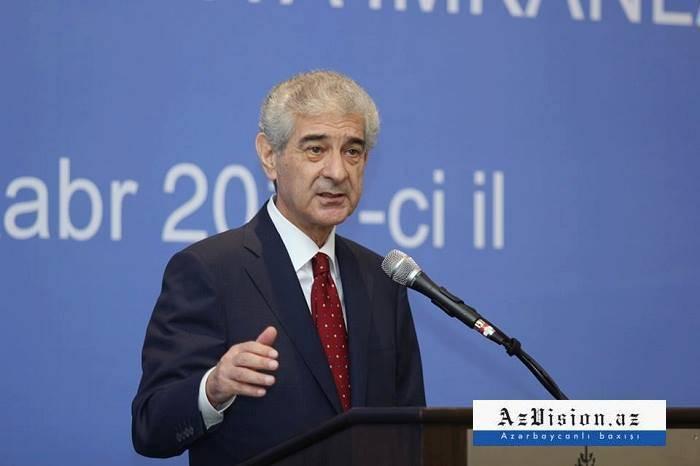 """""""Vətəndaşları daha yüksək rifah gözləyir"""" - Əli Əhmədov"""