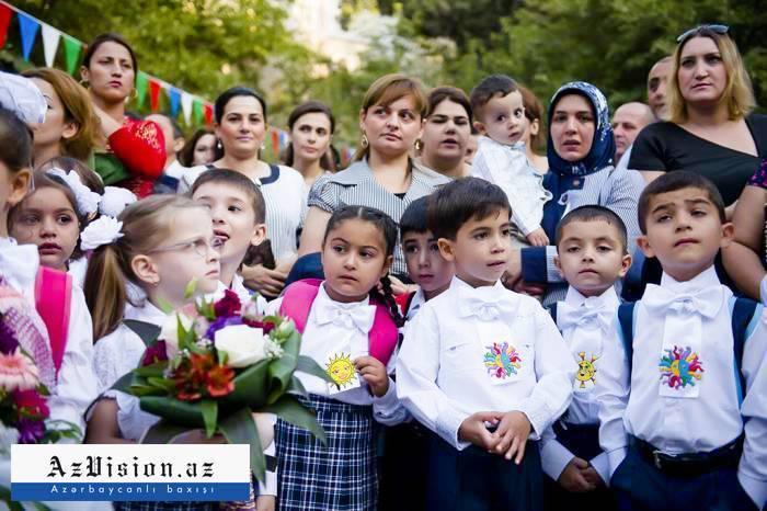 Paytaxtda I sinfə 44 875 uşaq üçün sorğu yerləşdirilib