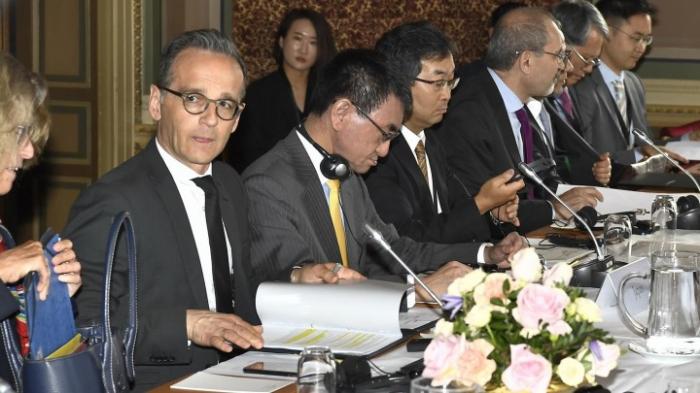 Maas warnt vor Gefahren für Weltfrieden durch Krise nuklearer Abrüstung