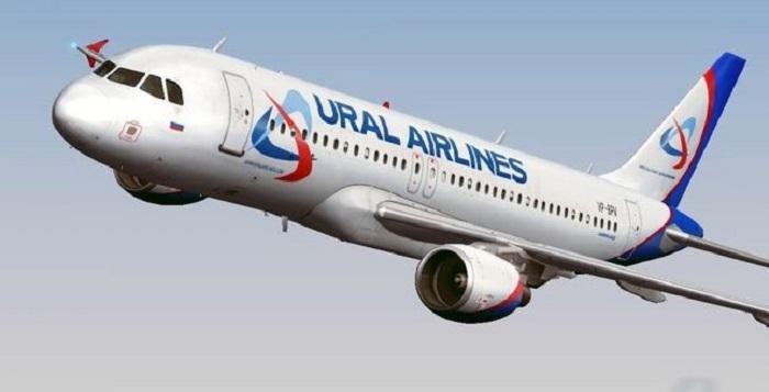"""""""Ural hava yolları""""ndan Azərbaycana qarşı təxribat"""