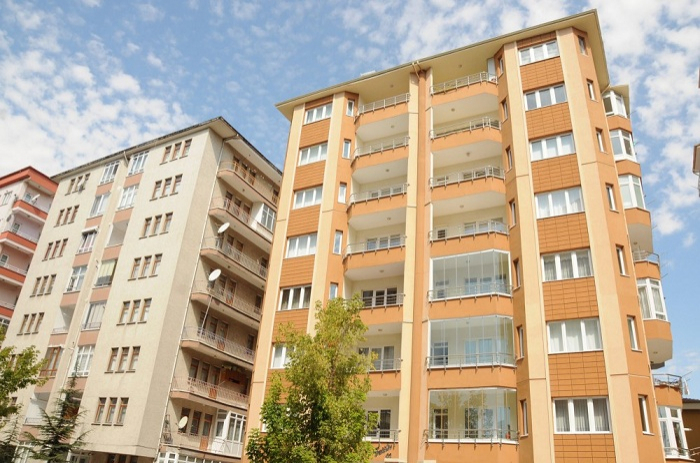 Hərbçi ailələri üçün yeni yaşayış binası istifadəyə verilib - VİDEO
