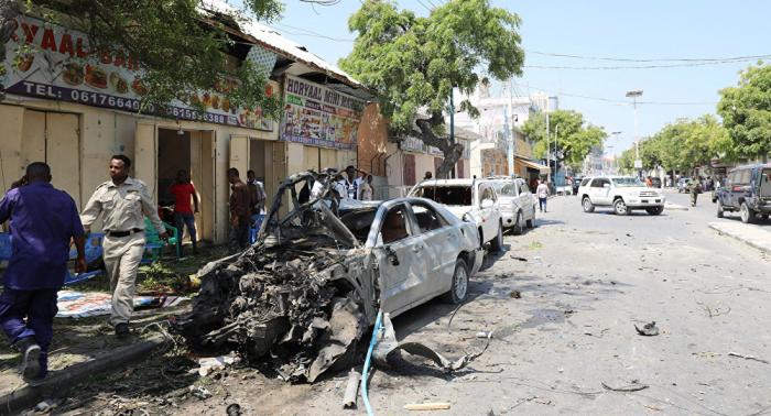 انفجاران يهزان العاصمة الصومالية