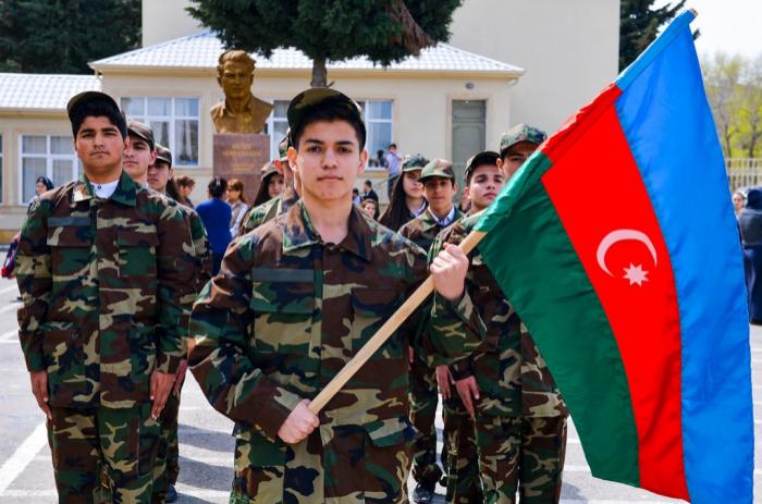 Azerbaijani President signs order on conscription