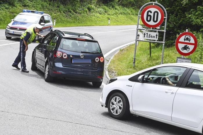 Fahrverbot auf Landstraßen: Bundesregierung will Österreich verklagen