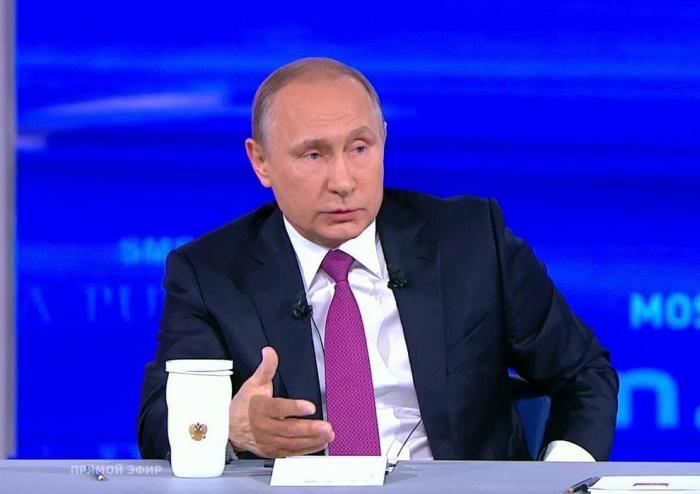 Putin canlı yayıma çıxır - 1 milyondan çox sual var