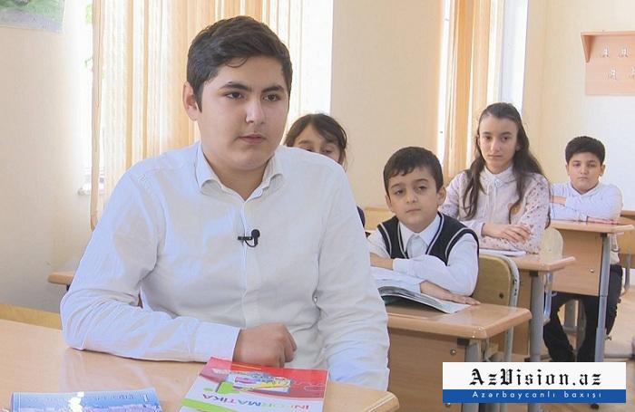 Bakı məktəblərində 412 nəfər qiyabi təhsil alır