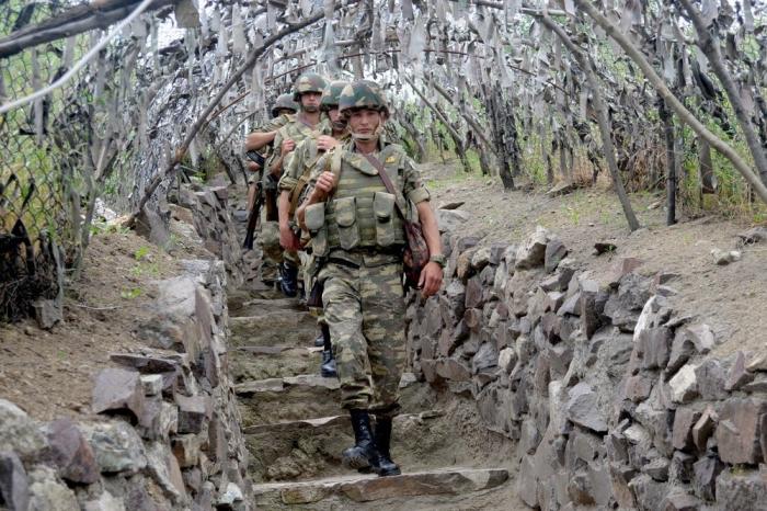 El campo de combate más disciplinado del ejército -  VIDEO+FOTOS