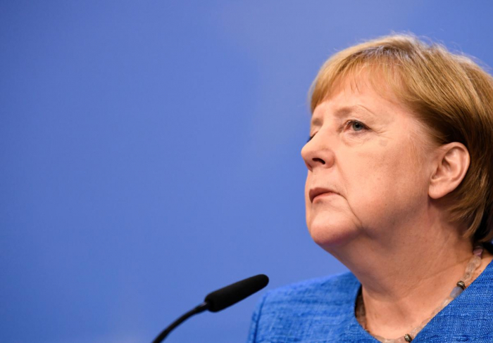 EU concerned about Iran situation, support talks: Merkel