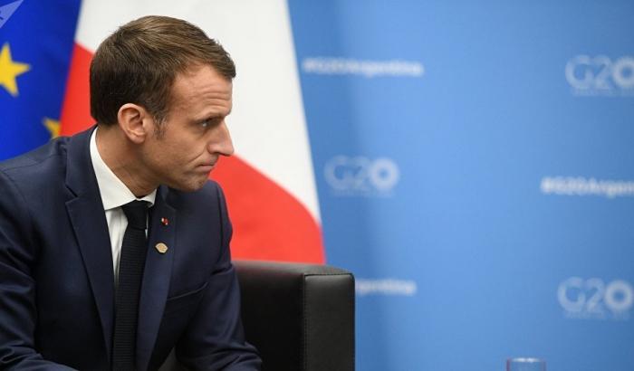 ماكرون: يتعين على أوروبا إجراء حوار مع روسيا واستعادة العلاقات