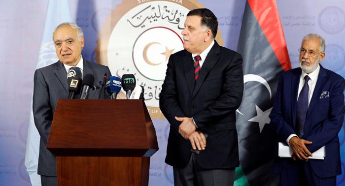 غسان سلامة في طرابلس لإحياء العملية السياسية