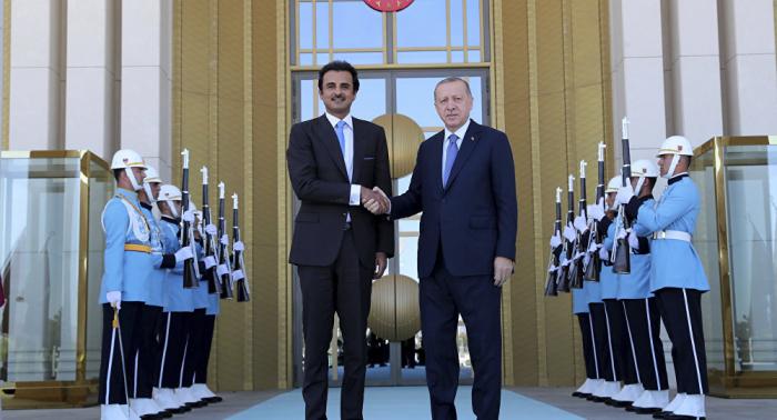 تركيا تعلق على تقارير تدعي مغادرة المستثمرين القطريين