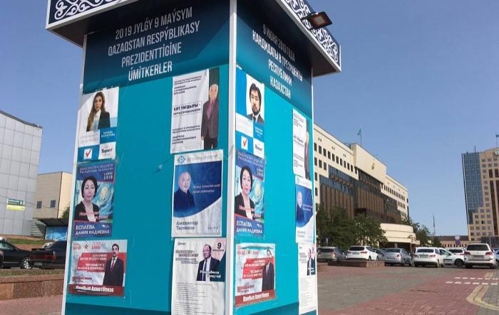 Qazaxıstanda prezident seçkiləri başa çatıb