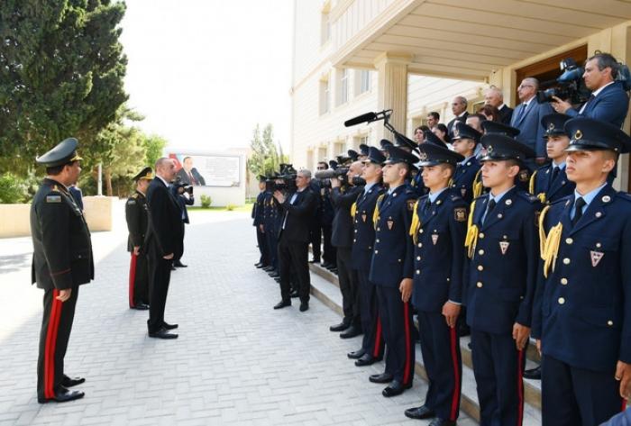 """""""Azərbaycan Ordusu dünya miqyasında güclü ordular sırasındadır"""" - Prezident"""