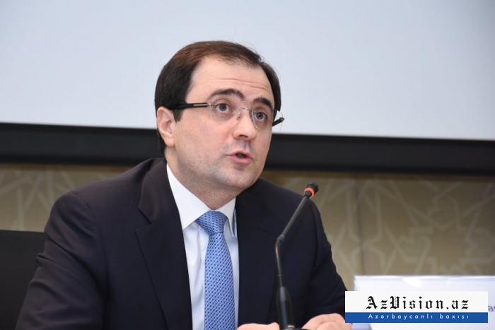 """""""Qida məhsullarının ixracı 37,6 faiz artıb"""" - Nazir müavini"""