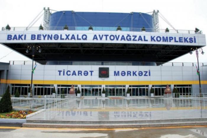 Bakı Avtovağzalından -