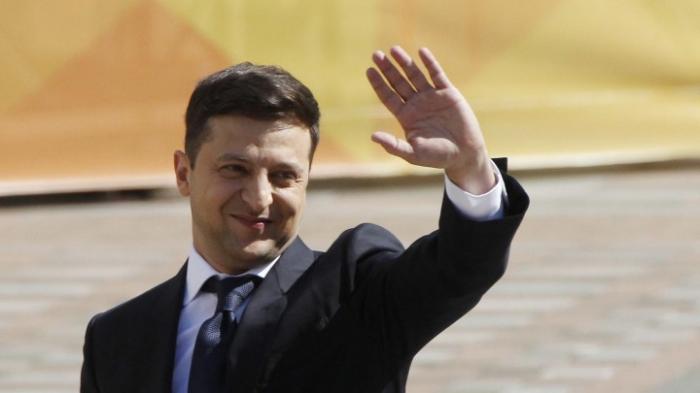 Merkel empfängt neuen ukrainischen Präsidenten