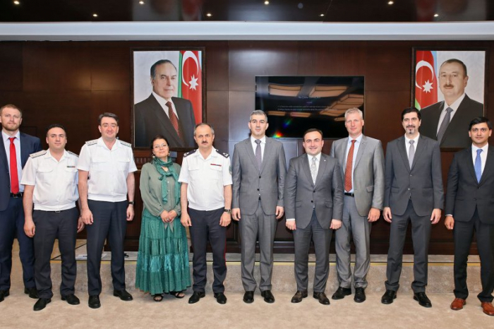Chief of State Migration Service met with international partners -  PHOTOS